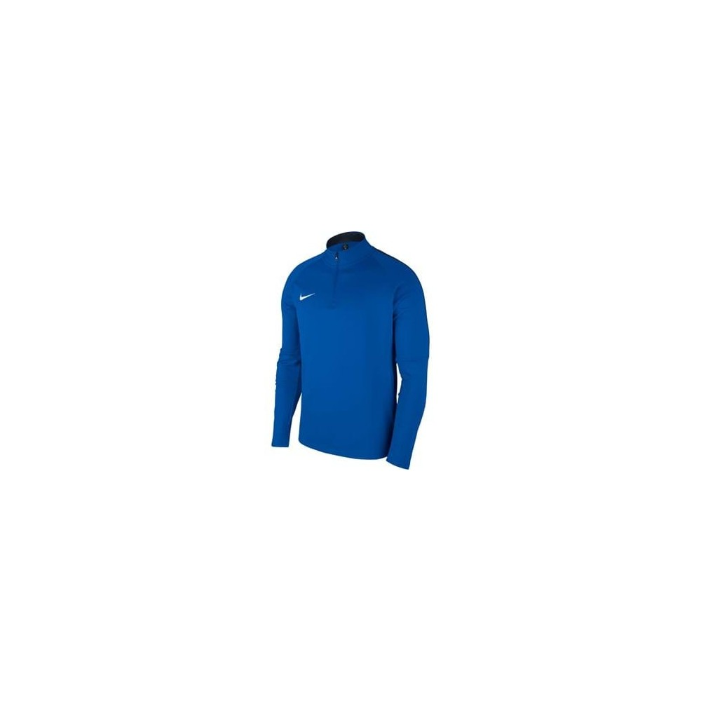 Sweat 1/4 zip enfant bleu...