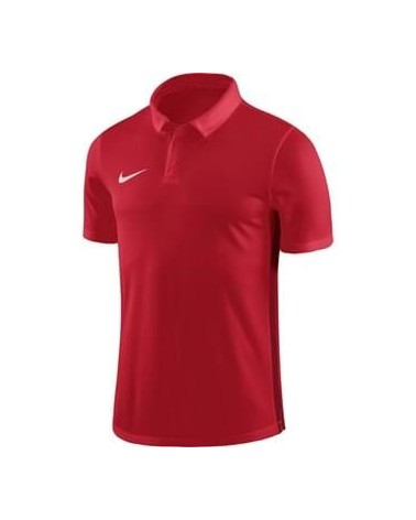 Polo rouge enfant Academy 18