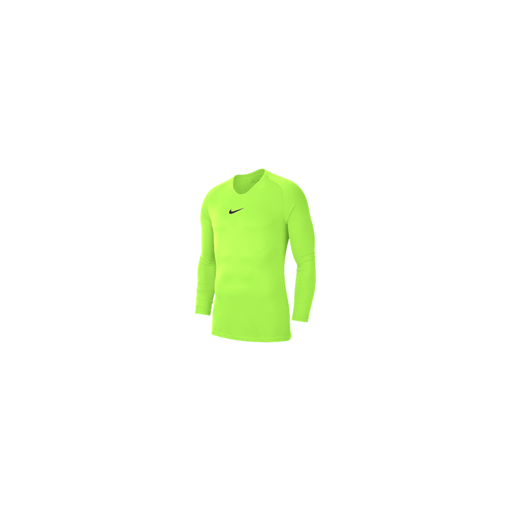 Maillot Sports Vert Park Fluo Compression First De Enfant Nike Ô kZiuOPX