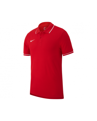 Polo enfant rouge Club 19