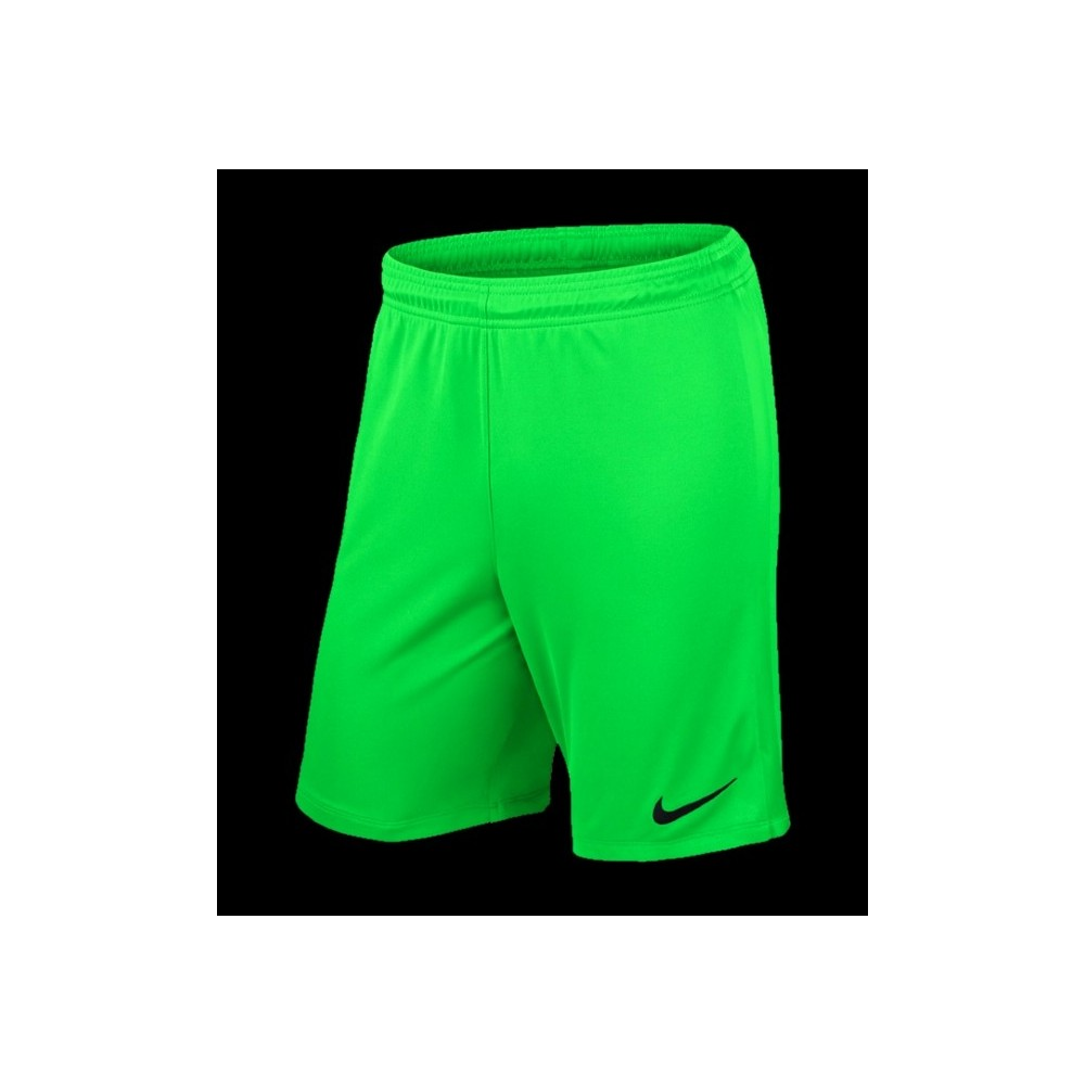 Short enfant vert League Knit