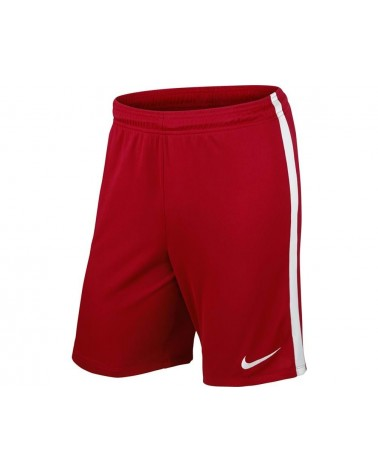Short enfant rouge League Knit