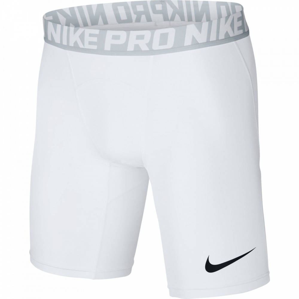 Short de compression blanc...