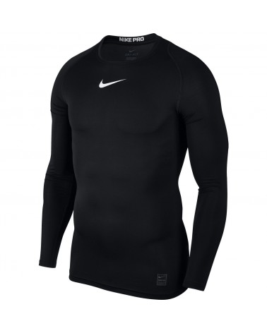 Top de compression noir...