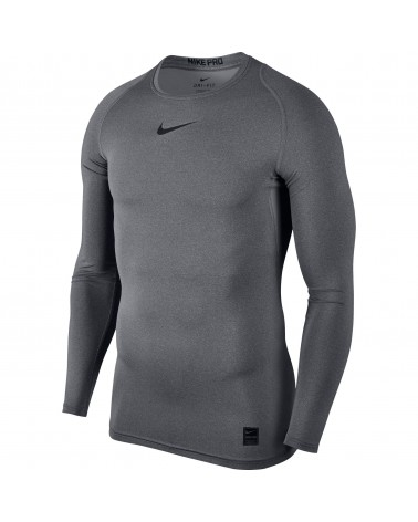 Top de compression gris...