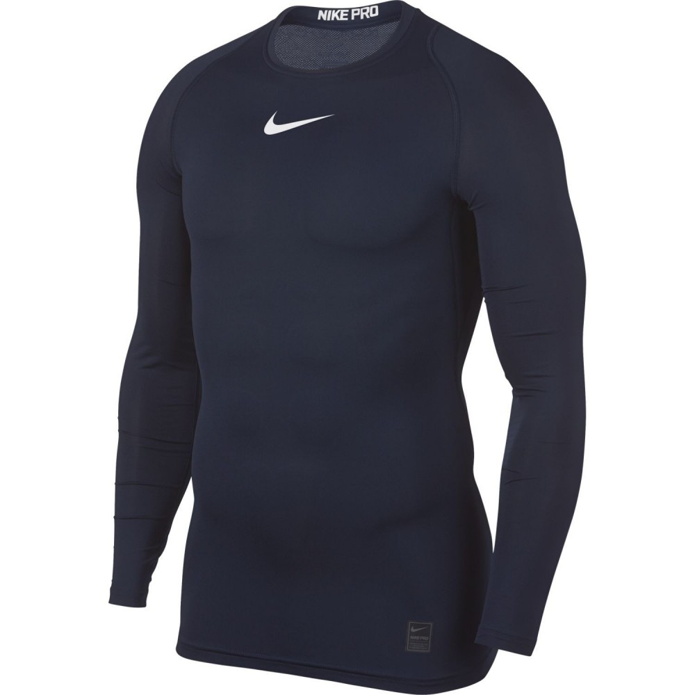 Haut de compression navy...
